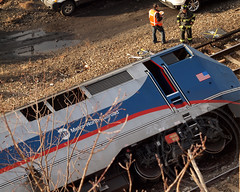 Deadly Metro-North Passenger Train Derailment near the Spuyten Duyvil Station in the Bronx, New York City (jag9889) Tags: nyc railroad rescue newyork cars station train crash accident bronx tracks mta hudsonriver locomotive passenger ems recovery metronorth deadly riverdale derailment harlemriver spuytenduyvil hudsonline 2013 metropolitantransitauthority jag9889 1212013