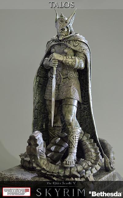 上古捲軸V戰神塔洛斯神像推薦!