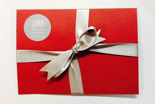 Gift membership available from the ROH online shop in time for Christmas
