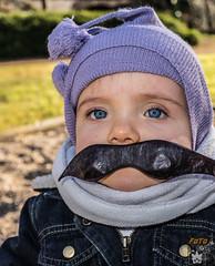 MOUSTACHE (FOTOPONK) Tags: baby moustache aviator bb aviateur