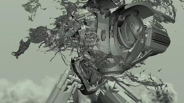 光影魔幻工業特效 公開了更多【環太平洋】幕後製作!