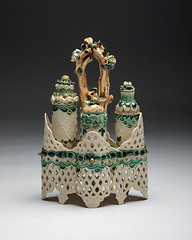 Cruet set Claire Prenton Ceramics (Claire Prenton Ceramics) Tags: art ceramics glaze clay pottery ornate porcelain decorated potteryceramics