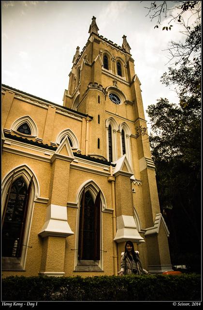 聖約翰座堂外觀