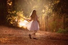 Mystery (Megan Dendinger) Tags: nature girl childhood forest losangeles woods whimsy sandiego exploring adventure explore orangecounty magical whimsical childphotographer kidphotographer kidsphotographer meganalisaphotography