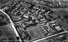 Monsall Hospital, Manchester (robmcrorie) Tags: history hospital manchester britain north patient health national doctor nhs service medicine british isolation nurse ward clinic healthcare development disease fever infection illness institution infectious monsall