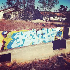 Cool Keith 25 (CoolKeith25) Tags: graffiti cool san diego keith 25 ck ask