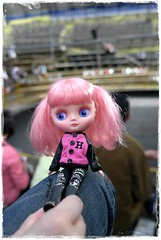 Travelling Middie Blythe (air-doll) Tags: doll taiwan blythe custom francoise fa cingjing ananassa middie travellingblythe francoiseananassa custombyairdoll