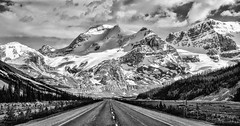 Road to the Canadian Rockies (Jeff Clow) Tags: canada alberta icefieldsparkway canadianrockies ©jeffrclow jeffclowphototours