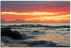 IMG_9986 (Brett Huch Photography) Tags: seascape beach nature sunrise waves seascapes australia qld queensland caloundra wavesbreaking