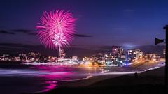 Fireworks at Cronulla 5 (alexkess) Tags: