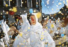 Confetti Stavelot Carnival