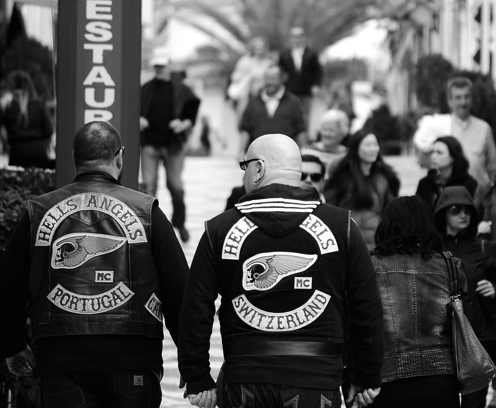 The World's Best Photos of hellsangels and motorcycle