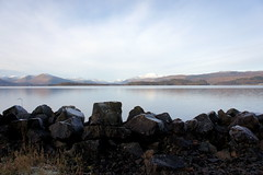 another walk to loch lomond