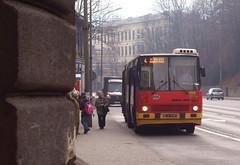 Bielski 280.70E (J. Piecuch) Tags: city bus public transport autobus bielsko 280 ikarus bielskobiała biała miejska mzk komunikacja ikarus280 mzkbielskobiała 28070e