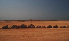 Bocas de Ceniza, 2014 (Al Sur del Abismo) Tags: sea rocks desert stones arena desierto rocas bocasdeceniza