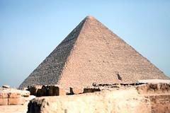 Pyramids of Giza, Egypt (Tanya Nagar) Tags: history sphinx egypt cairo pyramids giza ancientegypt greatpyramid