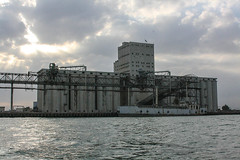 Grain Silo, Maqal Port, Basra, Iraq