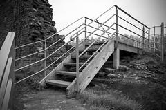 steps (technodean2000) Tags: uk white castle wales nikon steps lightroom d5200