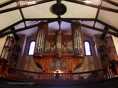 Tracker Organ - St. Andrew's Church  5041 (DASA Images) Tags: toronto ontario church architecture pipes pipe may historic organ instrument standrews 2014 doorsopen