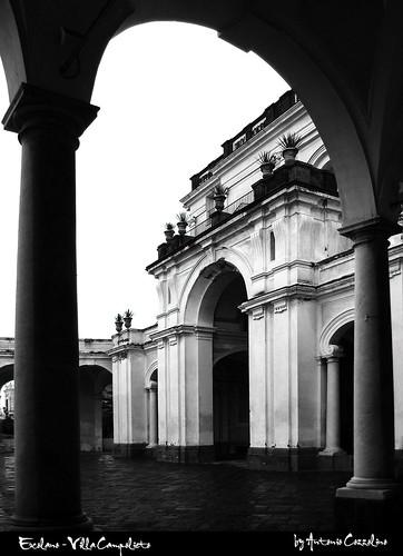 Ercolano - Villa Campolieto
