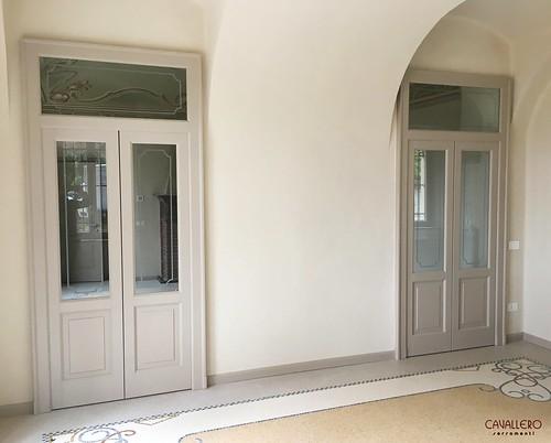 Porte interne Linea Opera con Chiambrana