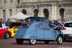 Vincennes en Anciennes 09/2013 - Citroën 2CV (Deux-Chevrons.com) Tags: citroën2cv citroën 2cv car coche voiture auto automotive automobile classic classique ancienne collection collector collectible vintage paris france vincennesenanciennes oldtimer