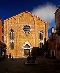 Venise, Italie (gilhurtado1) Tags: azzurro clouds tourist tourisme travel bleu color couleur façade églises europe italie italia venecia vénétie venise