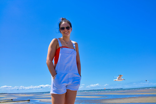 Larissa at Sandgate