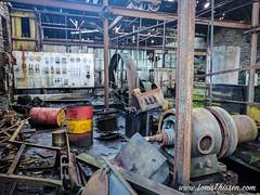 2017-03-02 17.14.31 (Louis Thissen) Tags: ardoiserie martelange urbex abandonne usine ardoise pierre traitement wallonie belgique
