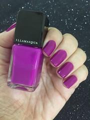 Stance - Illamasqua (Jane Iris) Tags: zoya nail polish esmalte unhas magenta