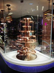 Purdy's Chocolate Fountain (Rene S. Suen) Tags: toronto fountain dessert display sweet chocolate treats treat confection iphone purdys purdyschocolates