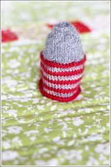Little Cotton Rabbit 2 (ramblingroses) Tags: bunny softie littlecottonrabbits