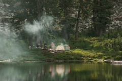 Anderson Lake near Mt Baker (mind candy06) Tags: camping lake mountains nature water landscape fun outdoors washington hiking naturallight mtbaker 2012 northcascades andersonlake outdoorphotography mindcandy06