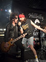 Hillbilly Herald- The Machine Shop- Flint, MI 5/21/13. Photos by Shawn Thornton http://www.legendaryrockinterviews.com