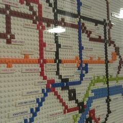 176: Lego tube map (derickrethans) Tags: lifeline flickrandroidapp:filter=none