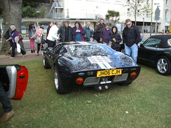 The Super Weekend, Princess Gardens, Torquay, 15/06/13 (aecregent) Tags: ford torquay gt40 princessgardens 150613 thesuperweekend