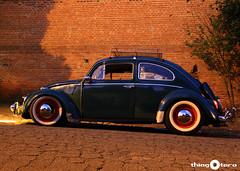 Fusca Rat Road (ThiagOtero) Tags: road hot vw volkswagen rat carro 1965 antigo fusca automvel hoodride