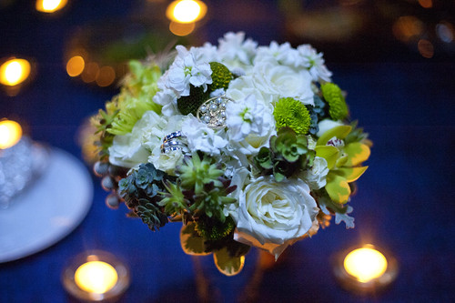 Bouquet with brooches - Blumz by JRDesigns in metro Detroit