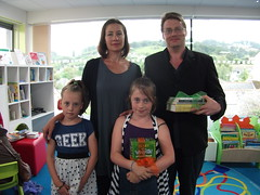 """Stars"" Award Presentation (Devon Libraries) Tags: library libraries devon totnes 2013 devoncountycouncil starsaward devonlibraries totneslibrary"