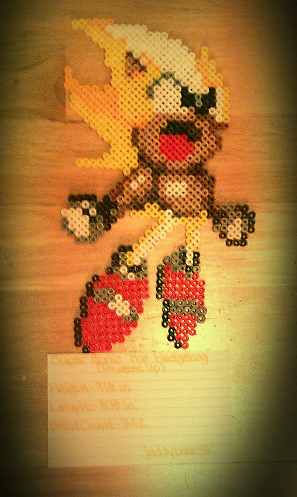 The Worlds Best Photos Of Perlerbeads And Sega Flickr Hive Mind