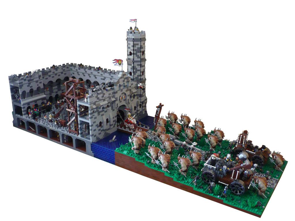 Lego Dead Island