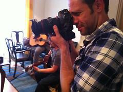 Dan, the camera man