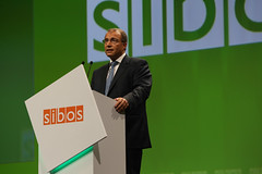 Sibos 2013 Opening Plenary (Sibos) Tags: exhibition event conference sibos finance sibos2013mon