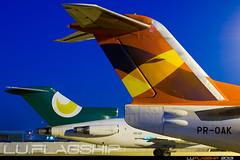 PR-OAK - CNF 01/08/2013 (FLAGSHIP.) Tags: rio 100 boeing 727 fokker avianca cnf oceanair 727200f