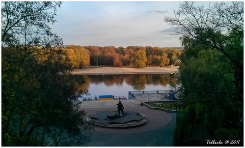 Река Сож / Sozh River