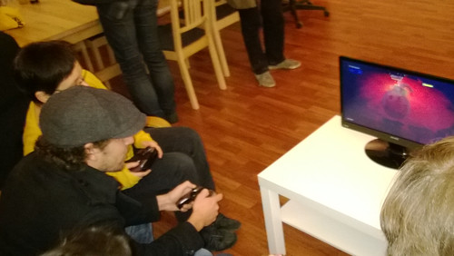 OUYA Jam Kick-off at Co.Up