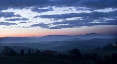 6:07 - la luce dell'est (* onda *) Tags: sunset italy silence tuscany valdorcia