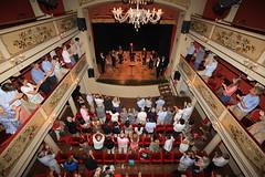 Concert: Standing ovation