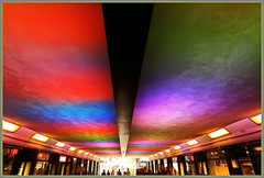 Galerie commercante, Piazza, Eindhoven, Nederland (claude lina) Tags: nederland einhoven creativemindsphotography