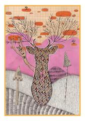 malos pensamientos (Lionel Ruiz) Tags: illustration dg ilustracin uba morfo fadu dibus longinotti longi morfologa morfo1 morfolongi